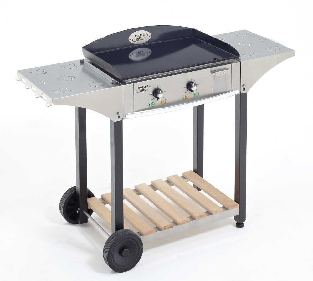 Cuisine exterieure mobilier chariot desserte for Chariot cuisine exterieure
