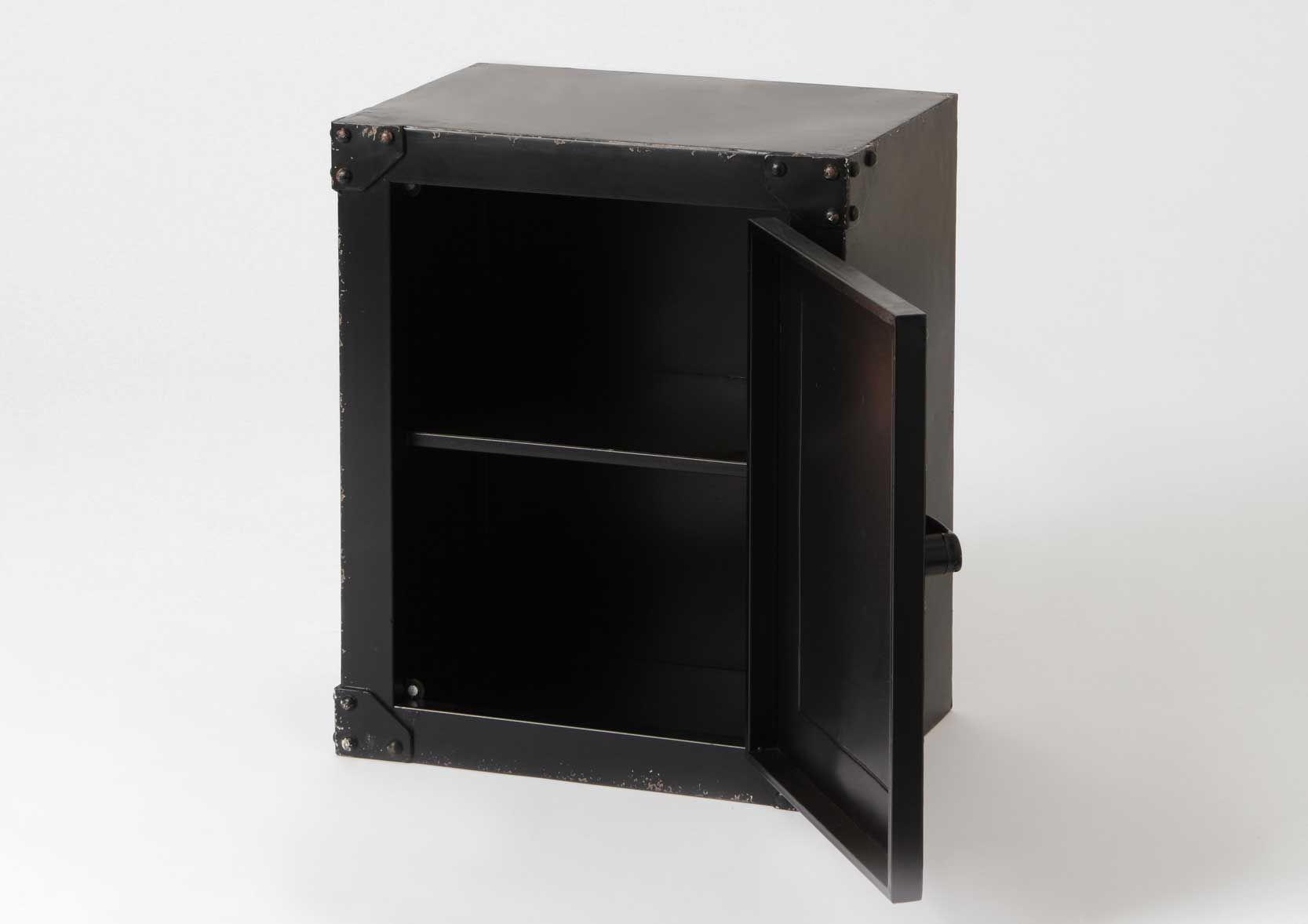 range bouteille coffre m tallique. Black Bedroom Furniture Sets. Home Design Ideas