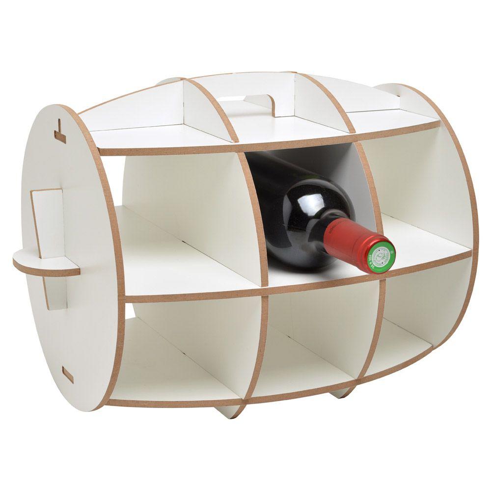 range bouteilles moderne tonneau. Black Bedroom Furniture Sets. Home Design Ideas