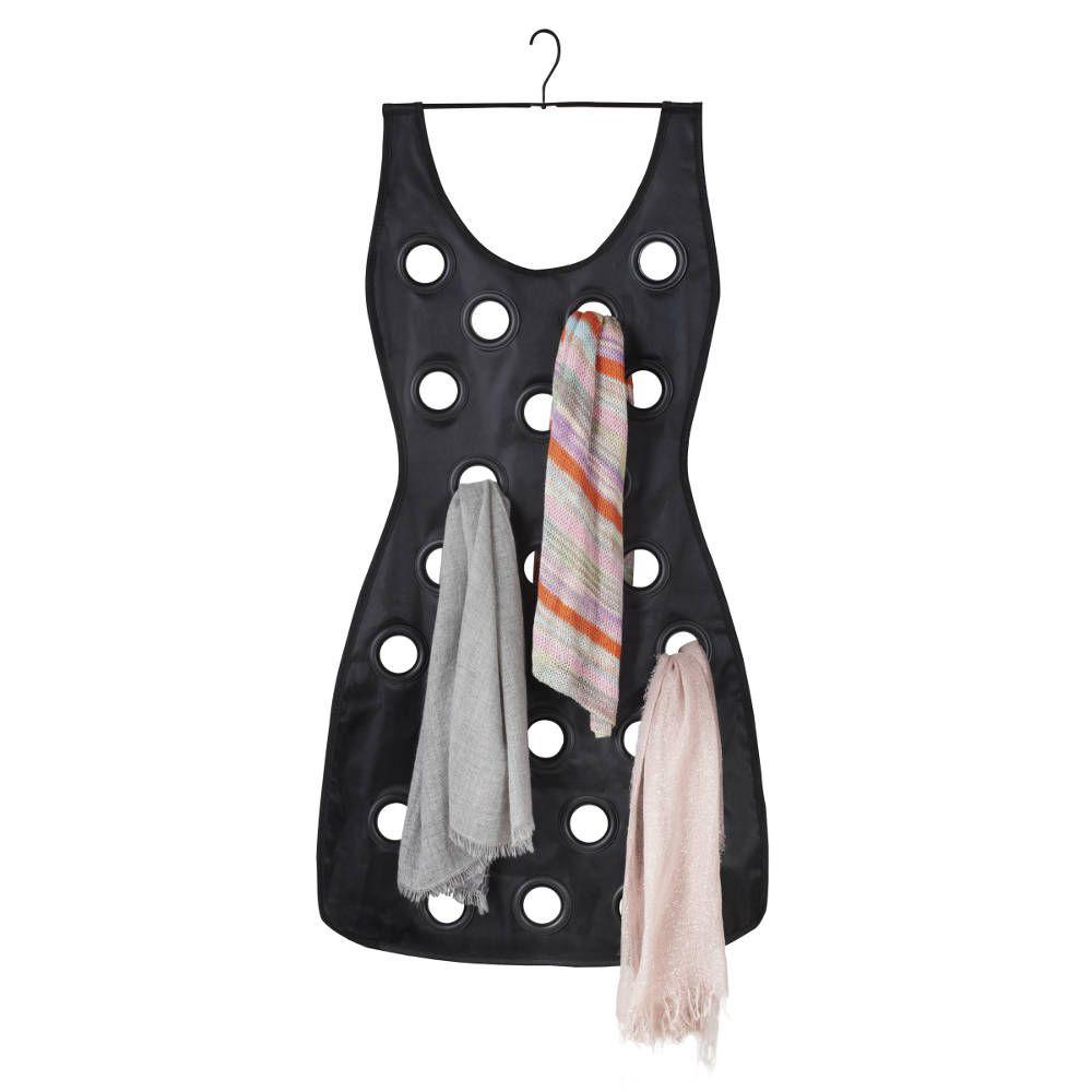 Range foulard petite robe noire - Rangement pour foulard ...