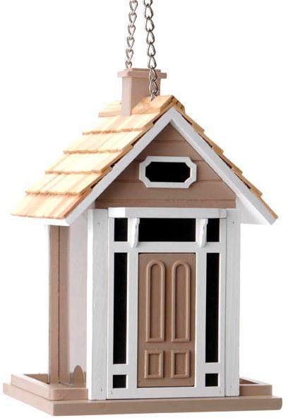 Mangeoire pour oiseaux bellport for Comfabriquer cabane oiseau