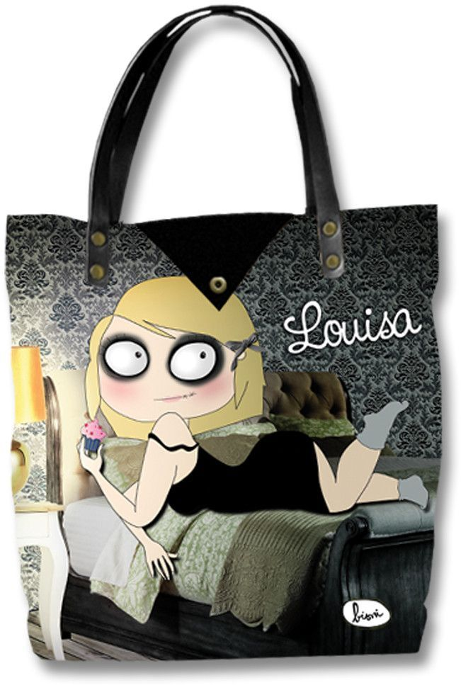 Sac cabas Louisa