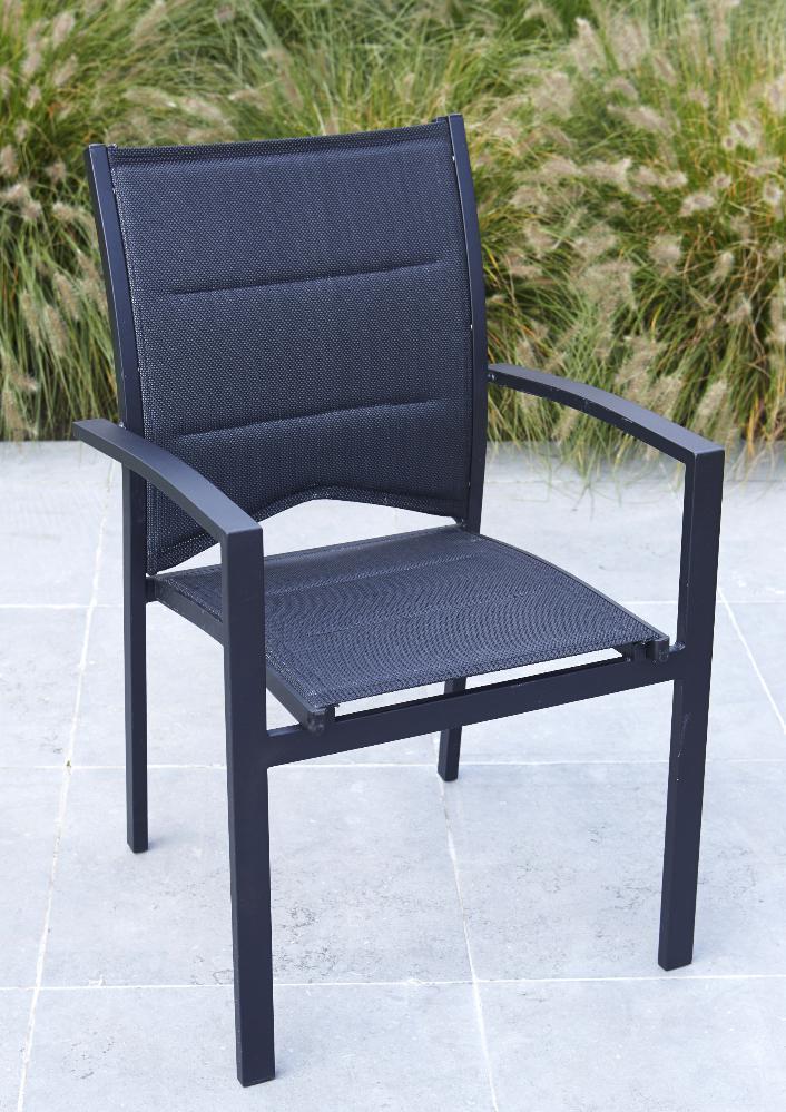salon de jardin modulo 1 table 10 fauteuils. Black Bedroom Furniture Sets. Home Design Ideas