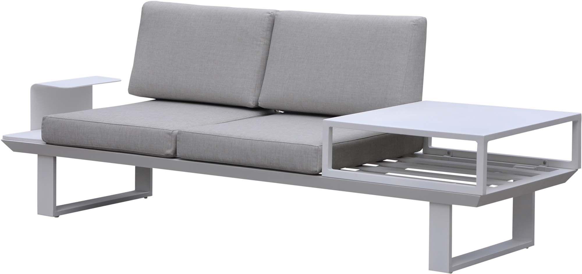 Salon de jardin aluminium luxe paris for Salon uv paris
