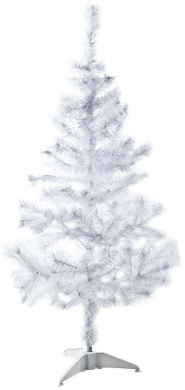 sapin blanc artificiel 150cm 300 branches. Black Bedroom Furniture Sets. Home Design Ideas