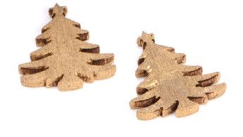 Sapins à poser déco de table (Lot de 24)