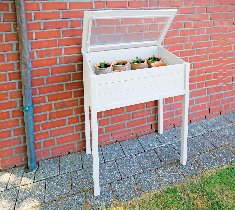 serre de jardin en pin 101 cm de hauteur. Black Bedroom Furniture Sets. Home Design Ideas