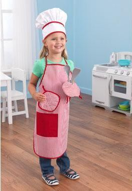 set accessoires de cuisine enfant rouge. Black Bedroom Furniture Sets. Home Design Ideas
