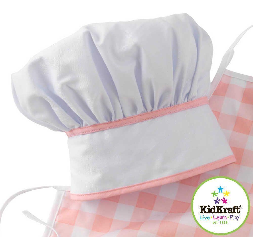 Set accessoires de cuisine enfant rose for Accessoire cuisine rose