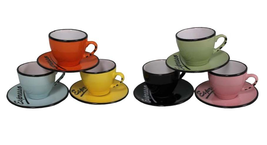 image_Set 6 tasses et sous tasses Expresso (Lot de 6)