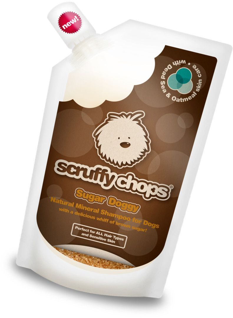 Shampoing minéral naturel canin sucre roux
