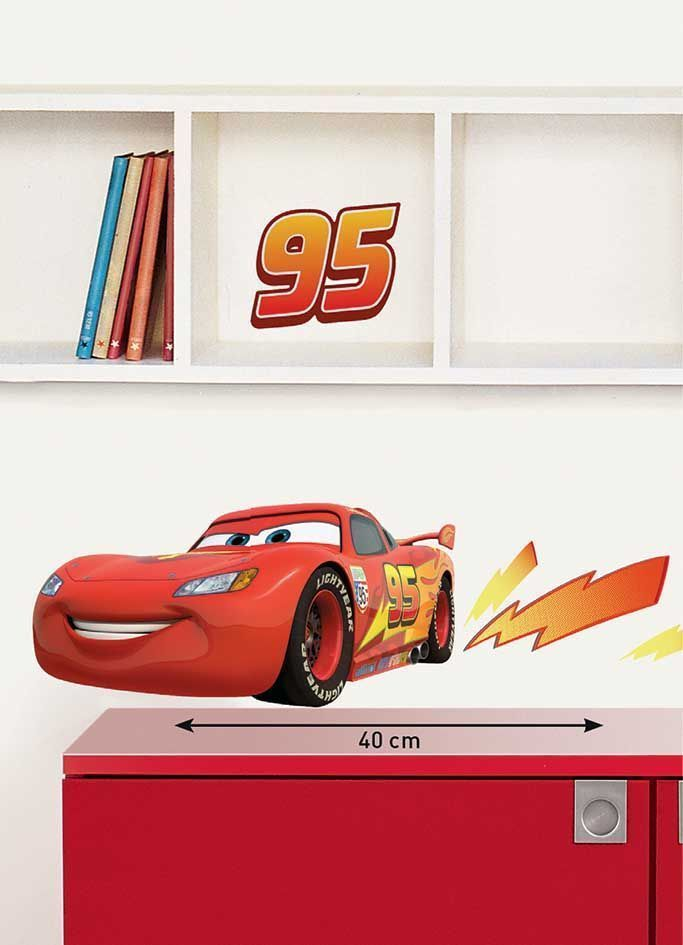 Sticker mural Cars-1