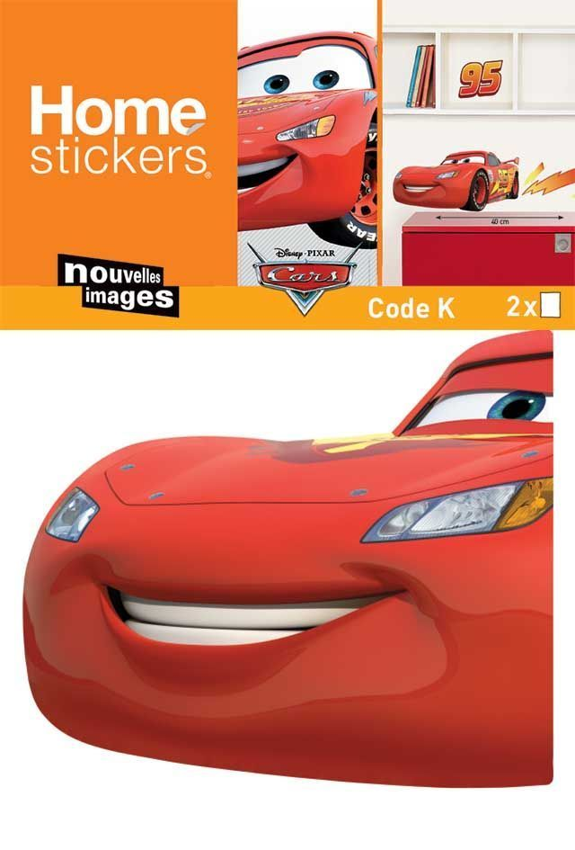 Sticker mural Cars sur Jardindeco