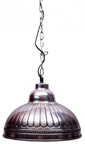Suspension antique Silver sur Jardindeco