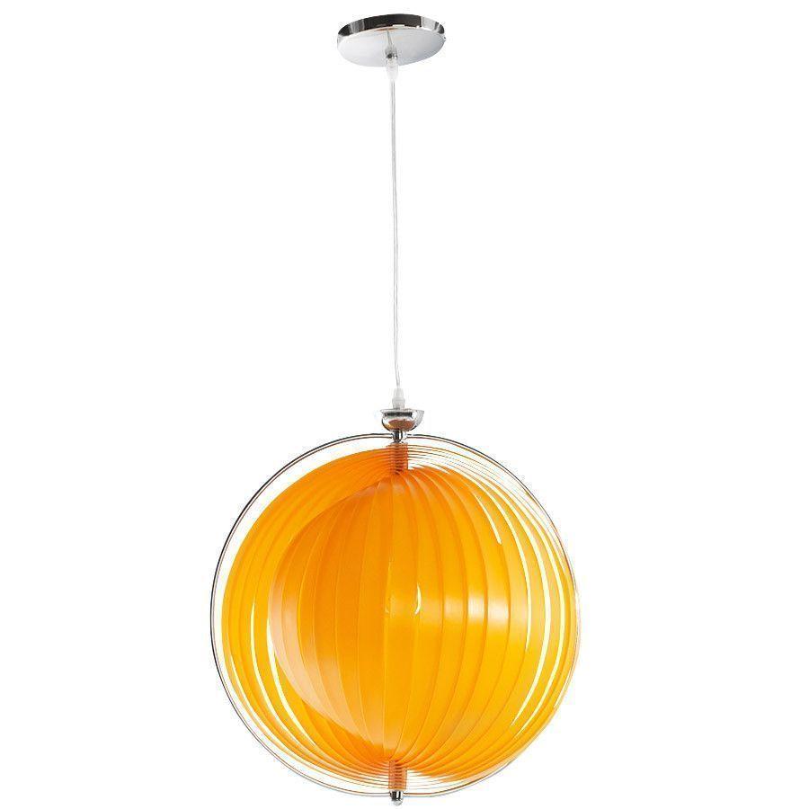 suspension design emily orange. Black Bedroom Furniture Sets. Home Design Ideas