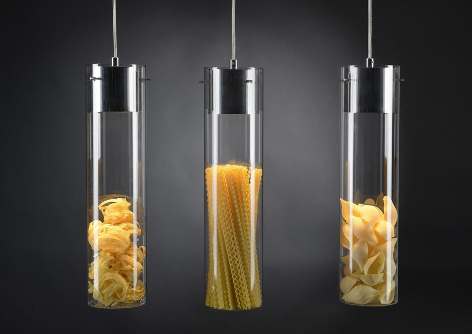 Suspension design personnalisable lot de 3 for Suspension cuisine originale