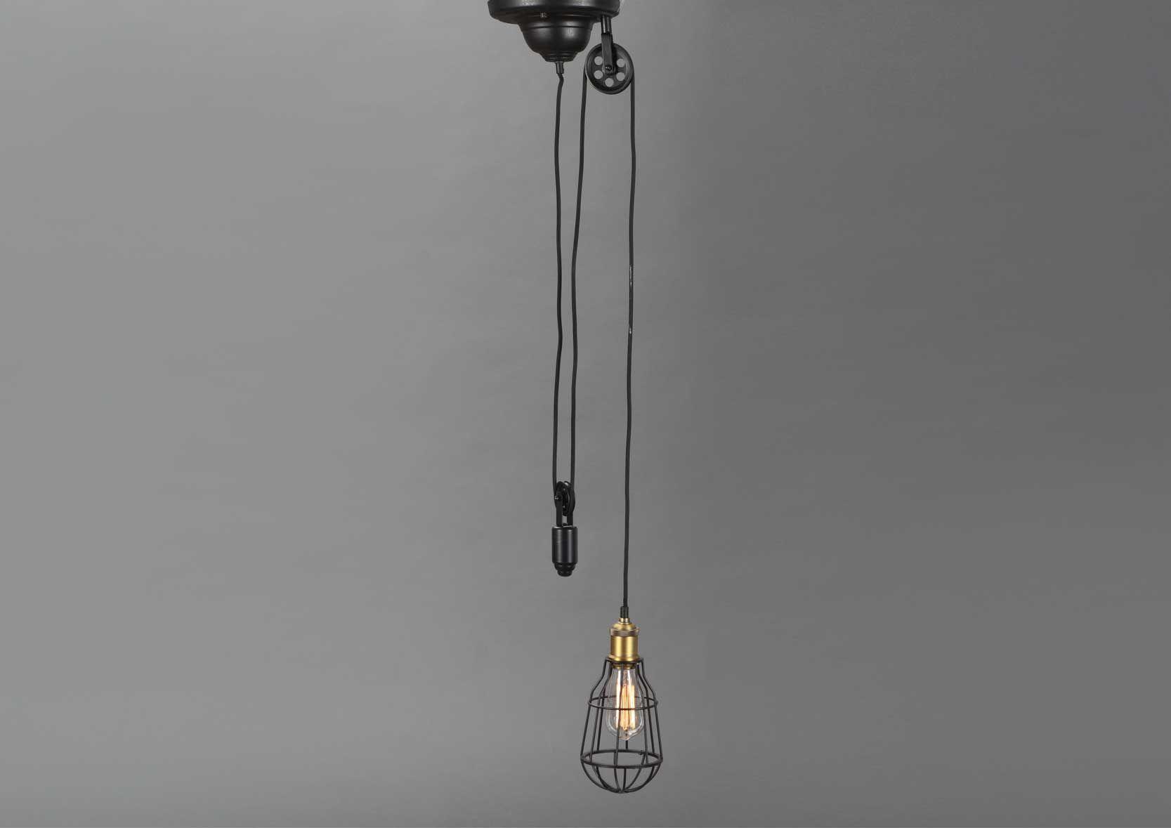 suspension vintage edison. Black Bedroom Furniture Sets. Home Design Ideas