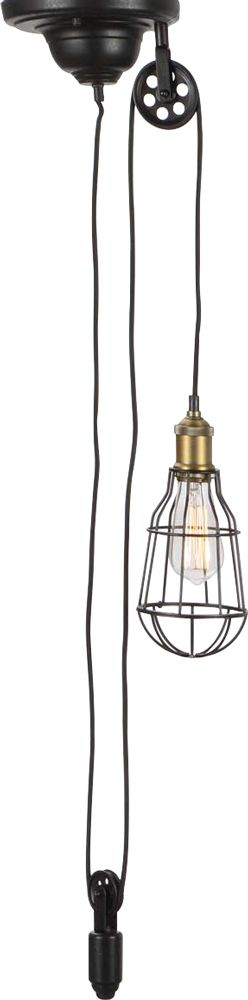 image_Suspension vintage Edison