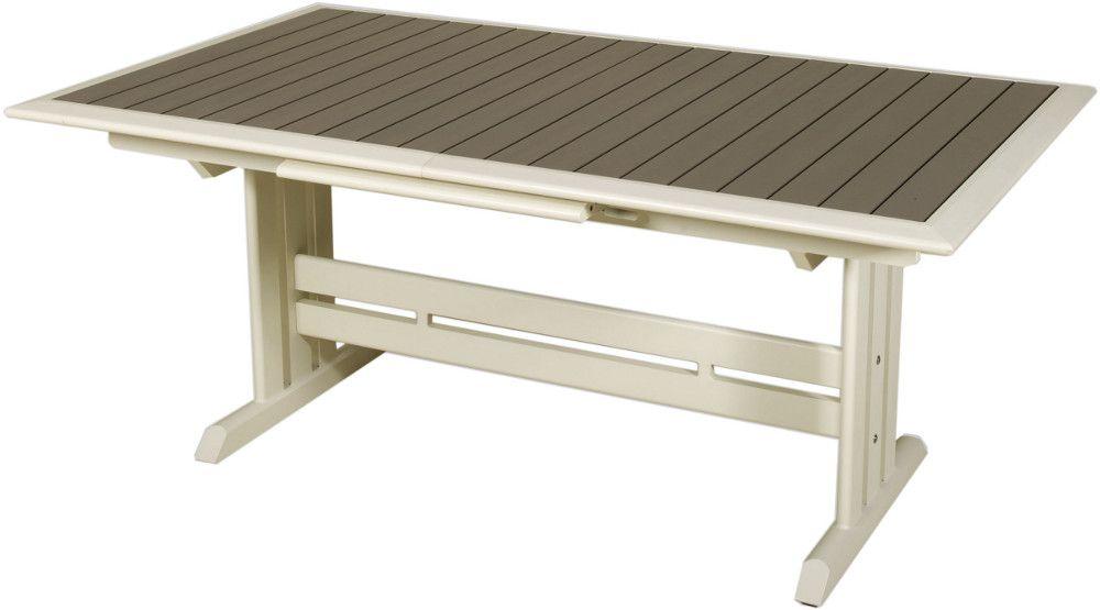 Table extensible hegoa ouverture automatique 150-200x90x75cm