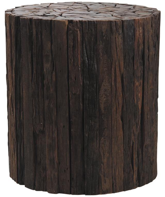 tabouret rondin de bois pouf tabouret aubry gaspard sur. Black Bedroom Furniture Sets. Home Design Ideas