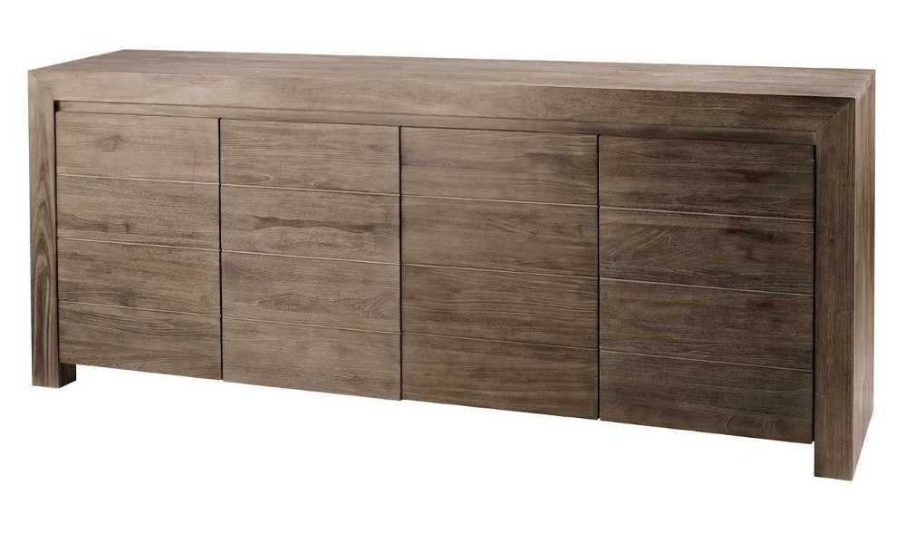 Rangement salle manger for Lasurer un meuble