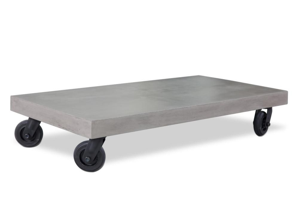 Table basse avec roulettes home design architecture for Table a roulettes ikea