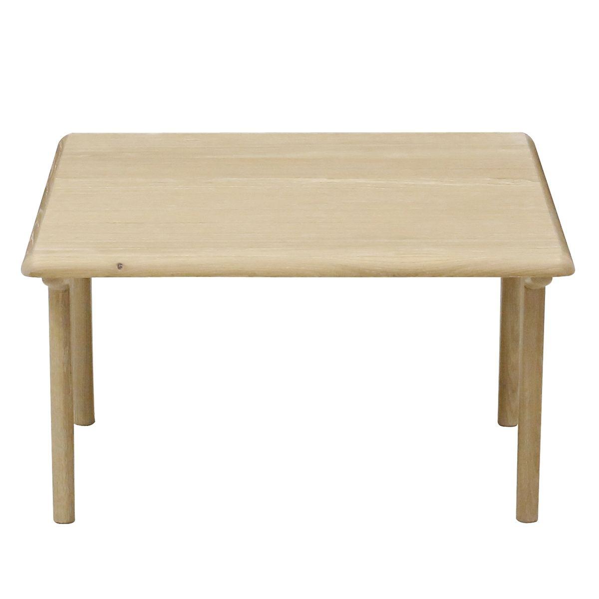 table basse plaqu ch ne et ch ne blanchi kol. Black Bedroom Furniture Sets. Home Design Ideas