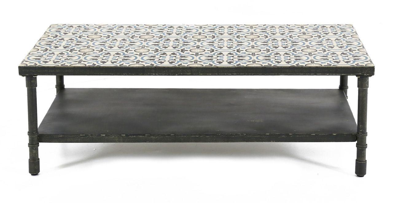 table basse rectangulaire trendy 120 cm. Black Bedroom Furniture Sets. Home Design Ideas