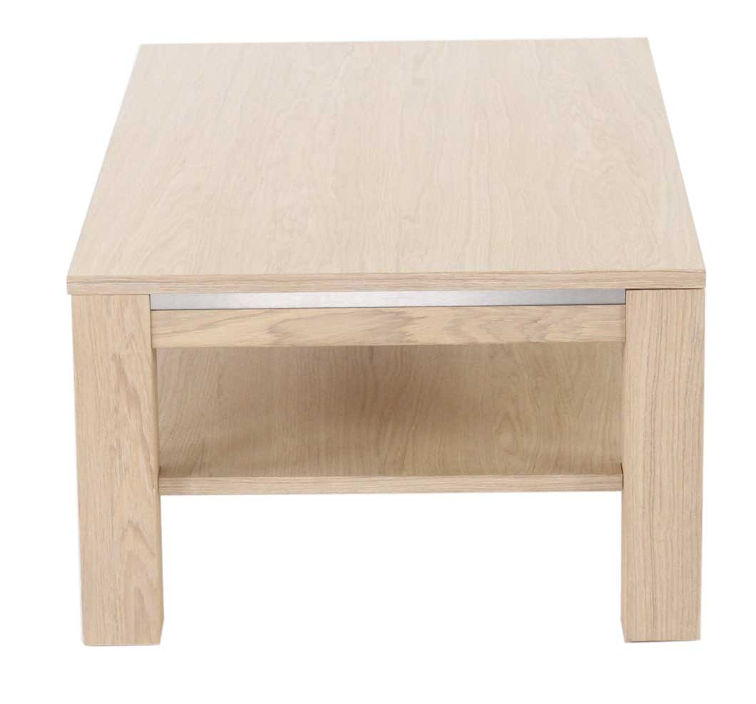 Table basse rectangulaire double plateaux Orlando-1