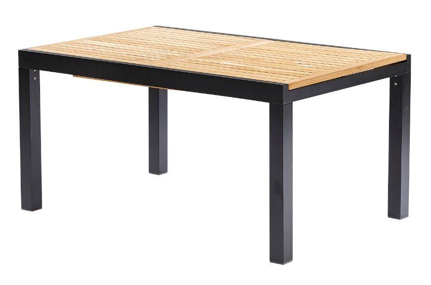 Table et chaises de jardin moderne bali 6 fauteuils - Table de jardin moderne ...