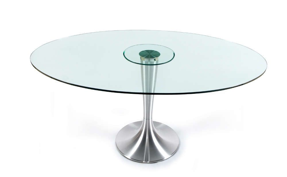 Table design Ovalina 160cm-3