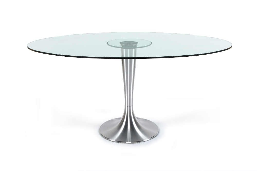 Table design Ovalina 160cm sur Jardindeco