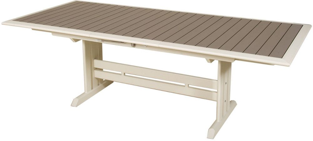 Table extensible hegoa ouverture automatique 150 200x90 for Table exterieure extensible