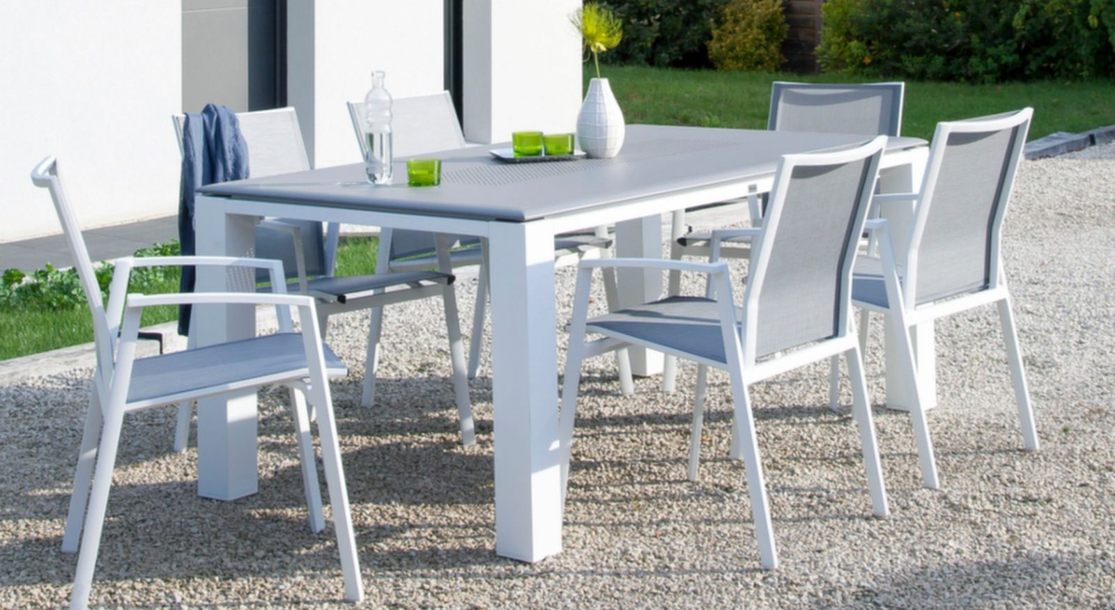 Table de jardin Florence 180cm-1