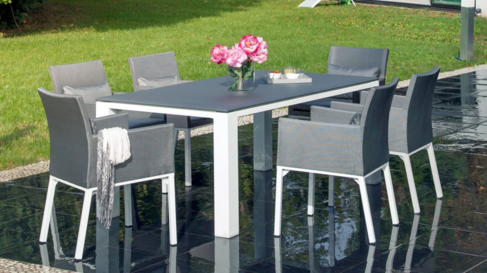 Table de jardin Florence 180cm-2