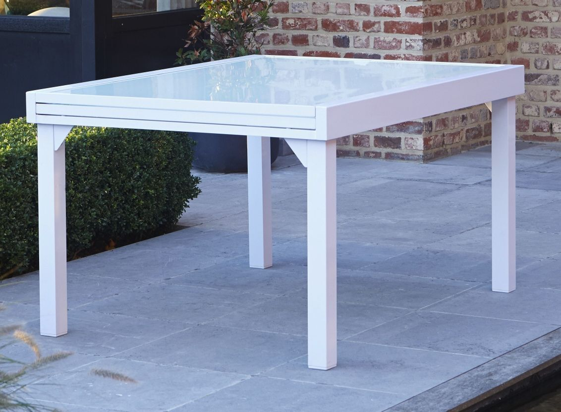 Table jardin Modulo 135-270cm-1
