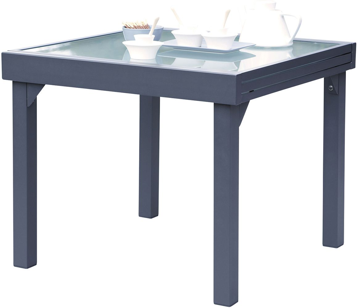 Table jardin modulo 4 8 personnes for Table jardin 4 personnes