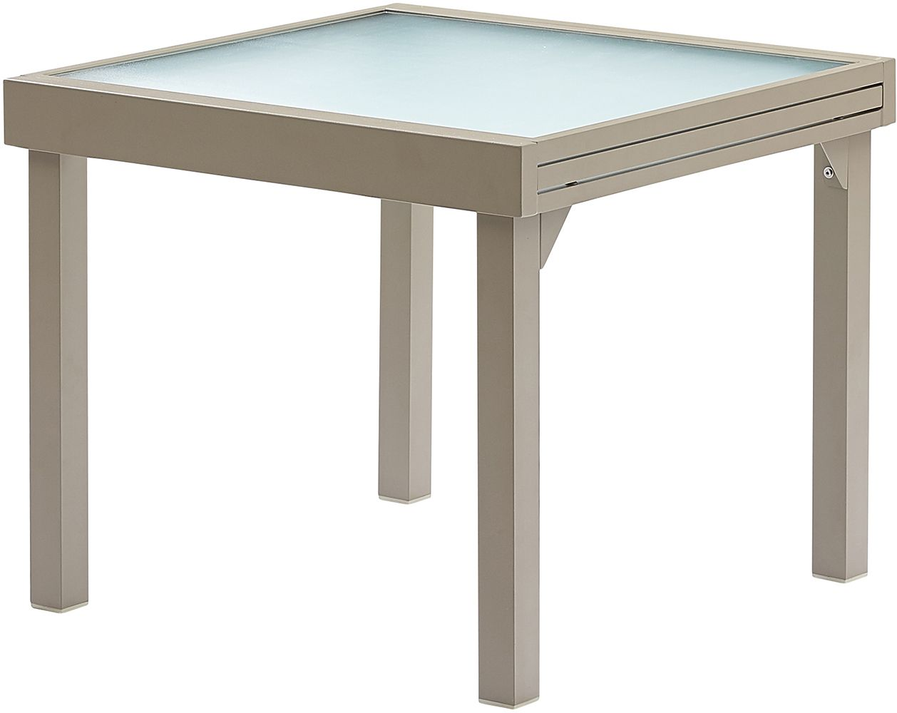 Table jardin modulo 4 8 personnes for Table jardin 8 personnes