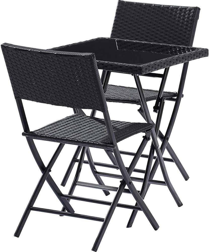 table jardin et chaises 2 personnes kiosque. Black Bedroom Furniture Sets. Home Design Ideas