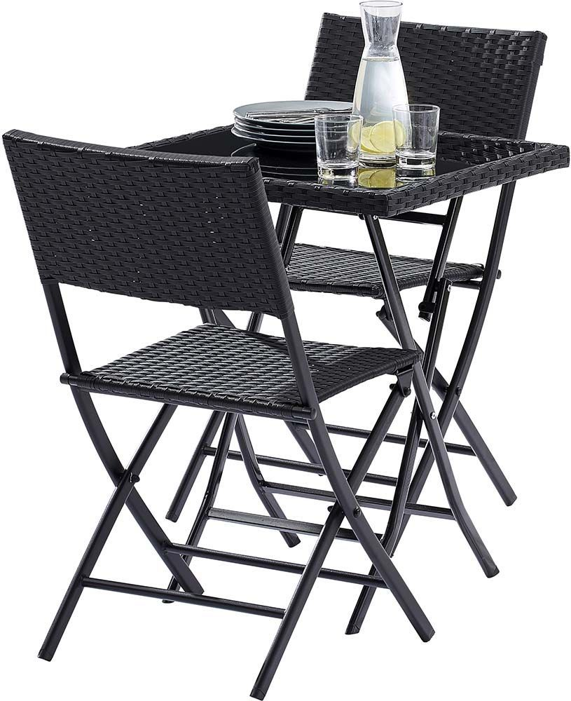 table jardin et chaises 2 personnes kiosque. Black Bedroom Furniture Sets. Home Design Ideas