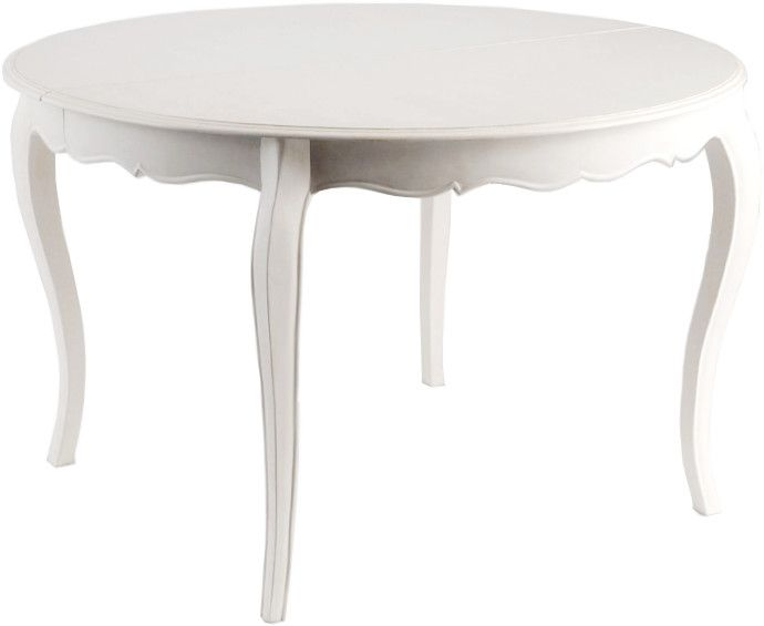 image_Table ronde extensible Murano 120-160cm