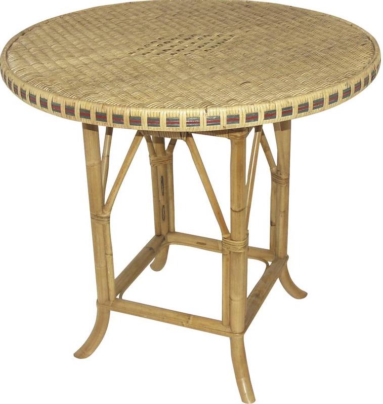 table rotin. Black Bedroom Furniture Sets. Home Design Ideas