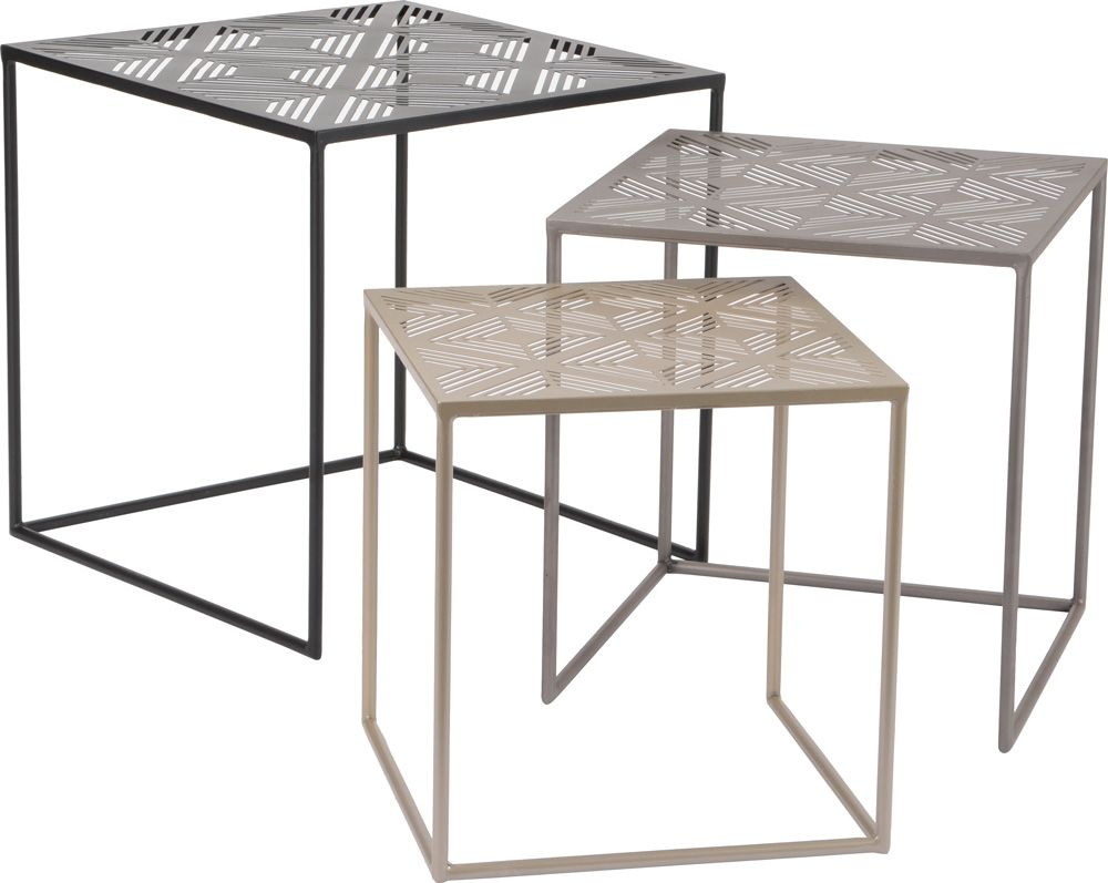 image_Tables gigognes Cutting (Lot de 3)