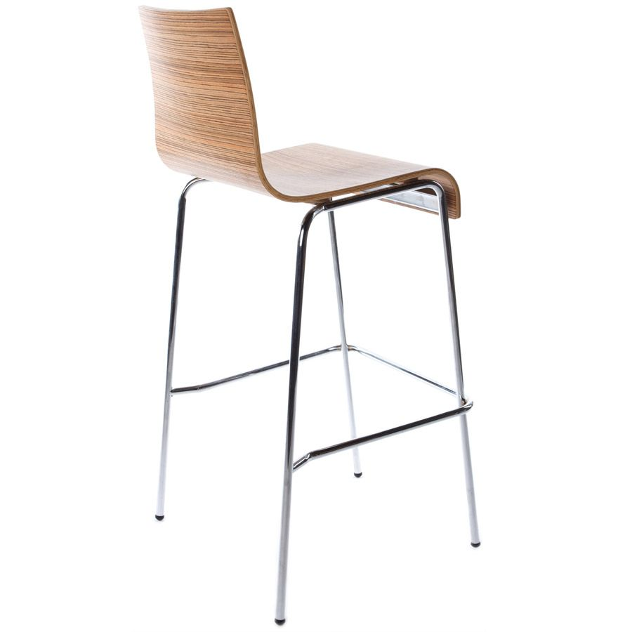 Tabouret de bar empilable Cobe-8