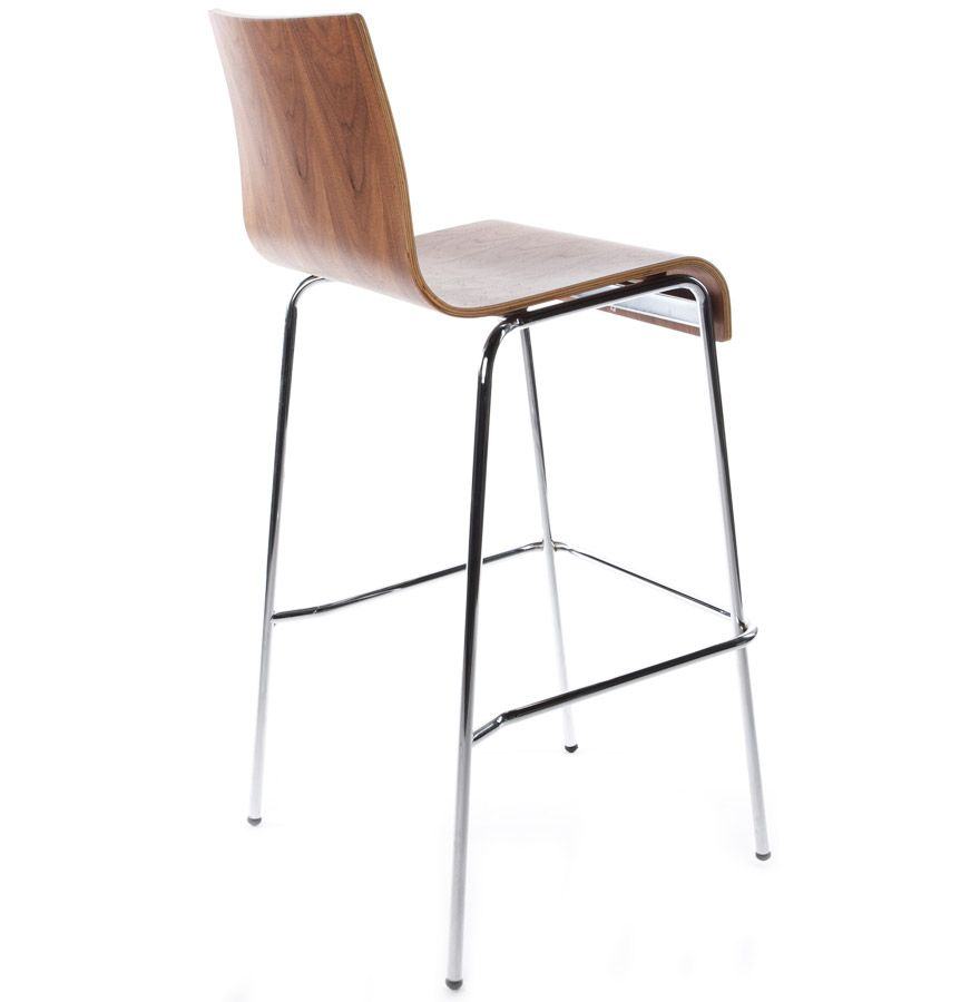 Tabouret de bar empilable Cobe-2