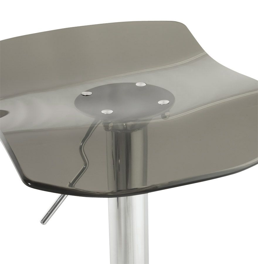 Tabouret de bar plexiglass Surf-6