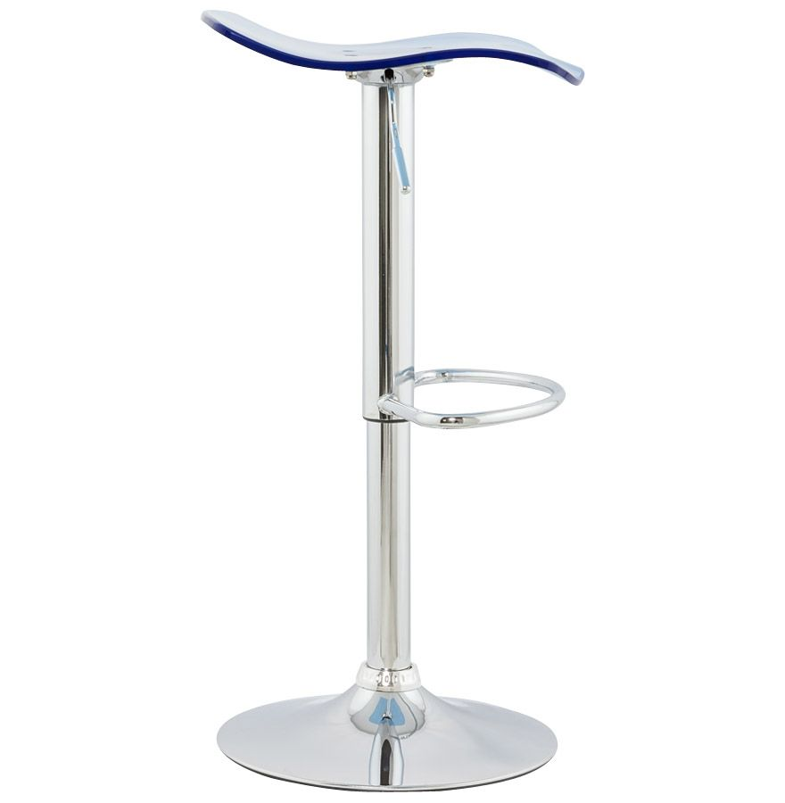 Tabouret de bar plexiglass Surf-13