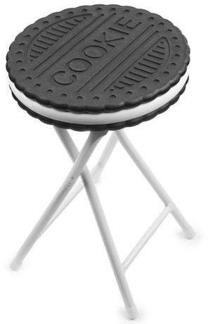 tabouret design pliant cookie. Black Bedroom Furniture Sets. Home Design Ideas