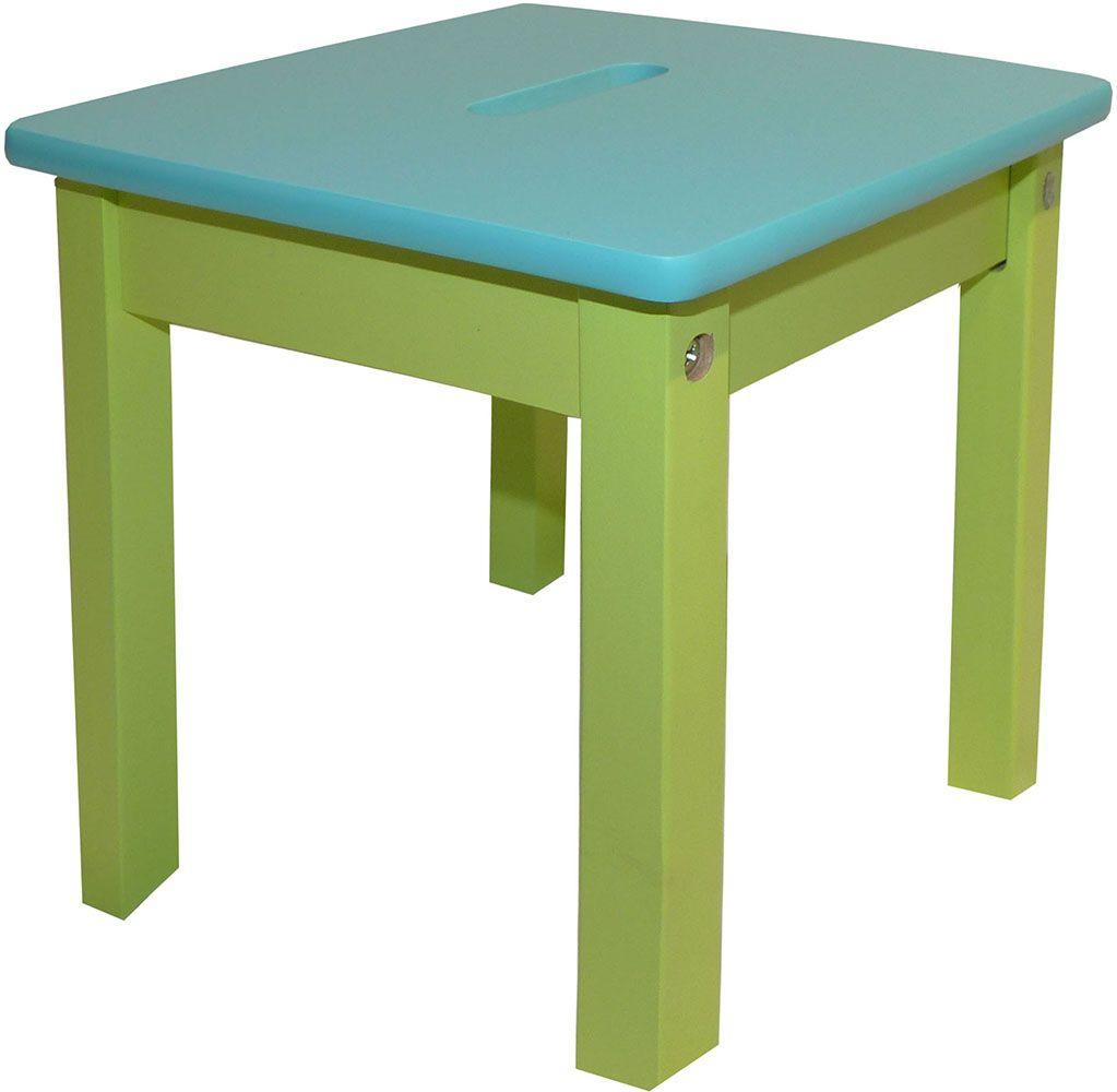 tabouret pour enfant abc. Black Bedroom Furniture Sets. Home Design Ideas