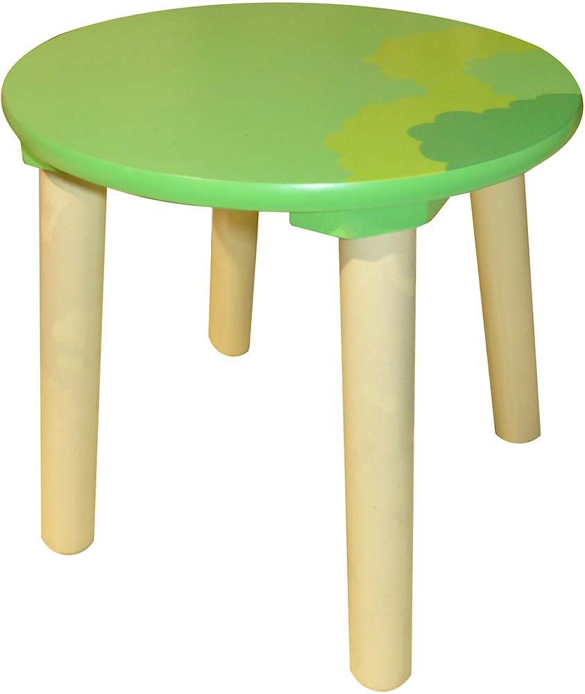 tabouret pour enfant jungle. Black Bedroom Furniture Sets. Home Design Ideas